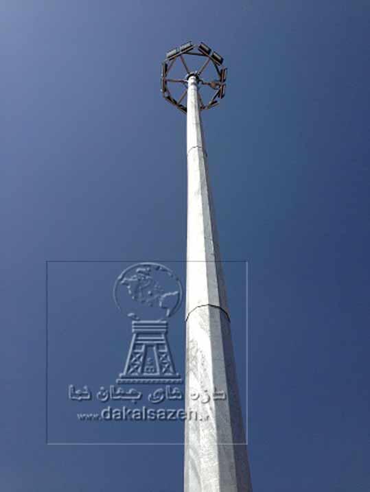 برج نورانی